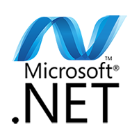 Dot net technology logo