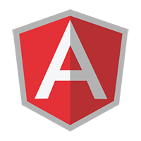 Angular Technology Logo