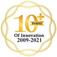 10 years Of Innovation - RSK-BSL