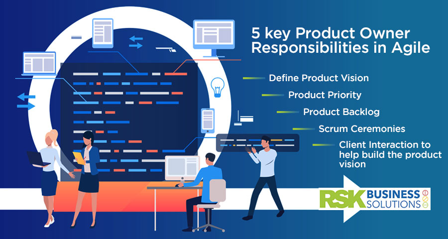 5 Key Product Owner Responsibilities in Agile