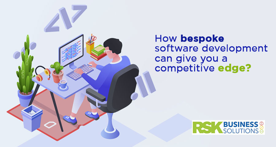 bespoke software development competitive edge